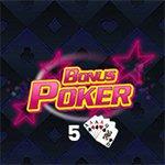Bonus Poker 5 Hand