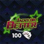 Jacks or Better 100 Hand